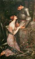 Lamia by John William Waterhouse