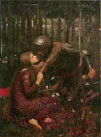 La Belle Dame Sans Merci by John Waterhouse