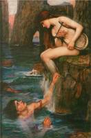 The Siren by John William Waterhouse