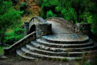 Stone Bridge, Alum Rock Park, San Jose, CA