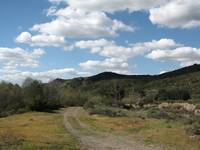 Black Star Canyon Panorama