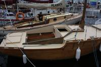 Wooden Boat Show 3003