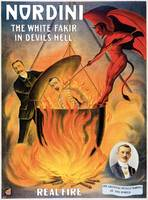 Nordini - The White Fakir in Devils Hell