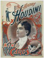 Harry Houdini - King of Cards