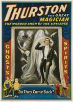 Howard Thurston - The Great Magician Wonder Show