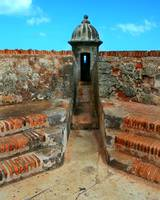 Old San Juan Gaurd Post