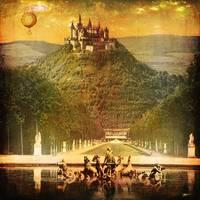 Dreams at Versailles by Kristen Stein