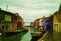 Painting of Burano