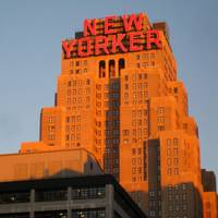 The New Yorker Hotel - color