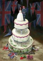 Royal Wedding 2011 cake
