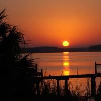 Sunrise In Mandarin, Florida by Barbara Wilford Gentry