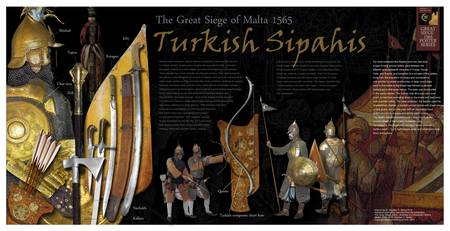 Turkish Sipahis by Military Architecture