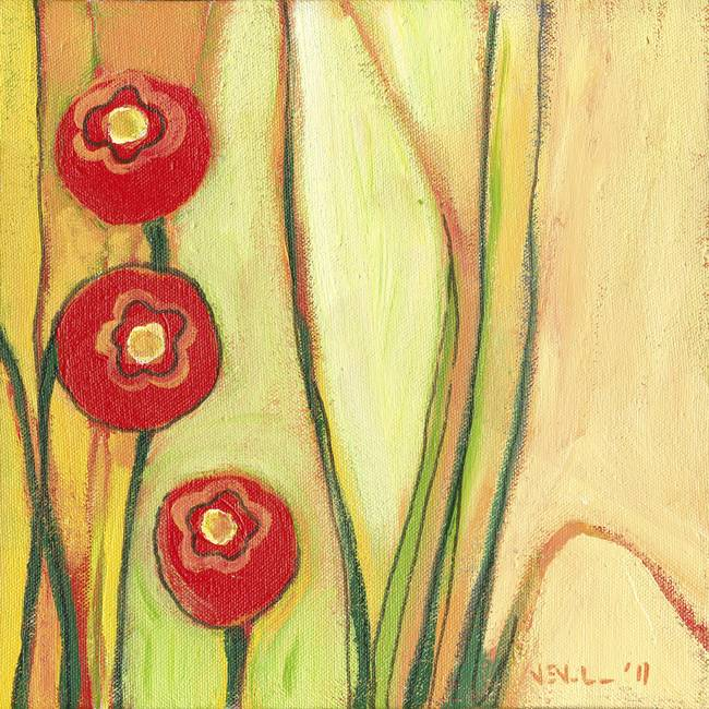 Red Poppies Found