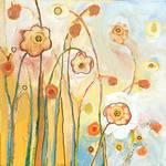 Orange Whimsy by Jennifer Lommers