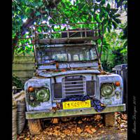 Land rover no more