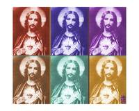 Pop Art Jesus