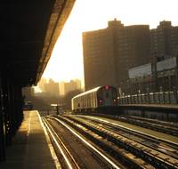 Bronx Subway, New York City