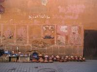 Wares in Marrakesh