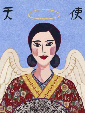 Chieko Angelicus by Kerri Jones
