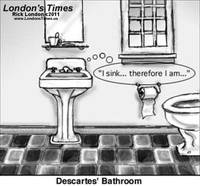 Descartes' Bathroom