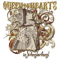 Queen of Hearts - Alice in Wonderland
