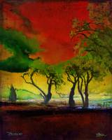 Wandering Sun by Kristen Stein
