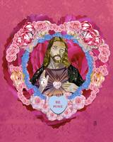 Be Mine Jesus Valentine