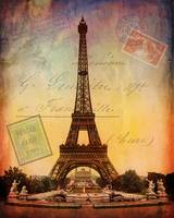 La Tour Eiffel - L'Histoire by Kristen Stein
