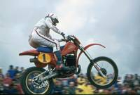 Andre Malherbe, Motocross World Champion