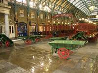Barrows at covent  garden