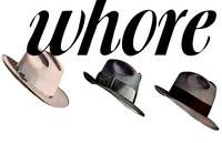Whore Series - Hats