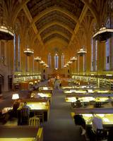 Suzallo Library Reading Room
