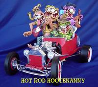 HOT ROD HOOTENANNY resin kit