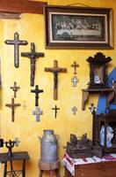 Crosses on the Wall