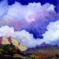 """High Desert Sky"" by Artangeli"