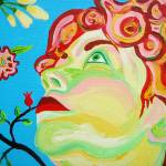 Incarnation - detail face
