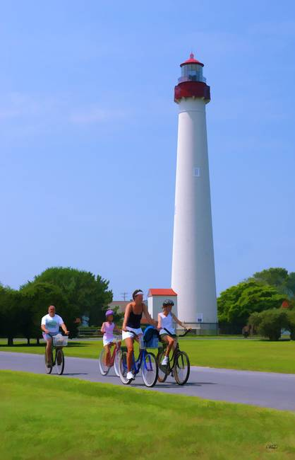Cape May Lighthouse 2