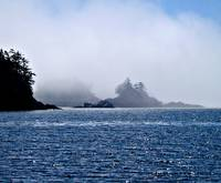 Islands in the fog