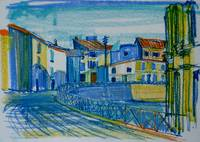 ARLES - FRANCE - The Arena Northside - Glenn Carr