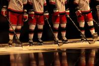 Hockey Reflection