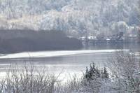 Columbia river and snow 2