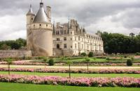 Castle of Loire, France