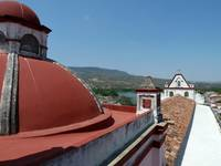 Chiapa De Corzo Cathedral Top View