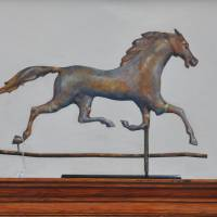 Gallop Pole Art Prints & Posters by Robert Meredith