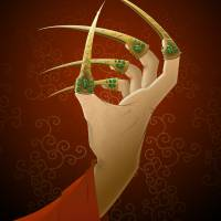 Razor Sharp Fingernails Art Prints & Posters by extrafeet inc