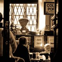 """""""Dubliners drinking"""" by andreabarbieri"""