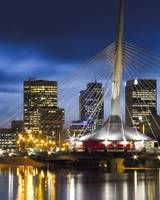 Provencher Bridge - Winnipeg (1)