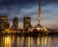 Provencher Bridge - Winnipeg (2)