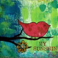 My Sunshine Art Prints & Posters by Jill Lambert