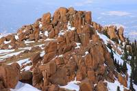 Pike's Peak Rock Outcropping